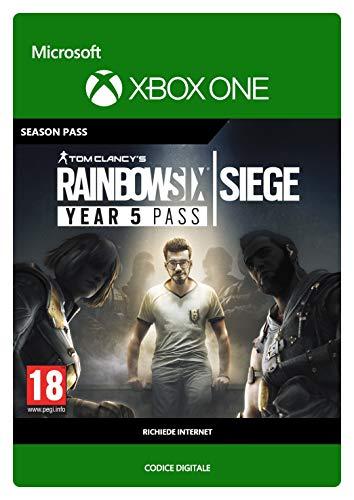 Tom Clancy's Rainbow Six Siege Year 5 Pass | Xbox One - Codice download