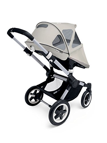 Bugaboo Buffalo Breezy Sun – carriola para bebé, Gris (artic gray)