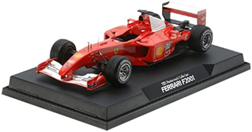 Tamiya master work collection No.117 1 20 Ferrari F2001 No.2 Painted 21117