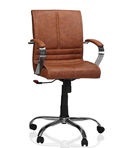 Green Soul Verona Dynamic Office Chair (Tan) (Mid Back)