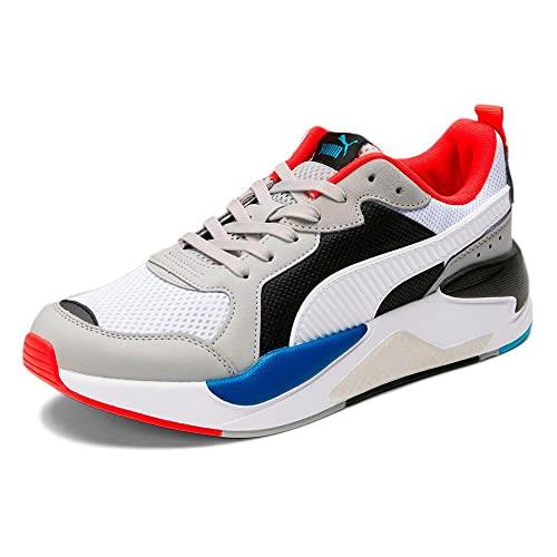 X-Ray Gray Violet-Puma White-Puma Black-