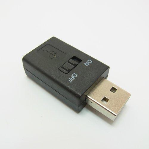 『コアウェーブ USB電源スイッチアダプタ (2個)』の1枚目の画像