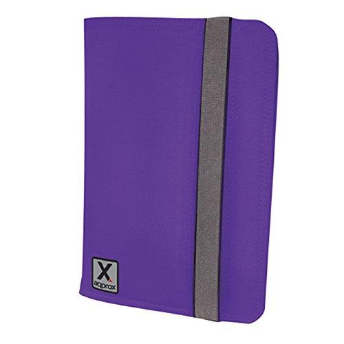 """Approx APPUTC03P - Funda Protectora para Tablets de 7"""", Color púrpura"""