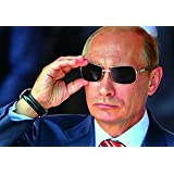 プーチン大統領 マグネット (メタル タイプ) (プーチン大統領(サングラス))