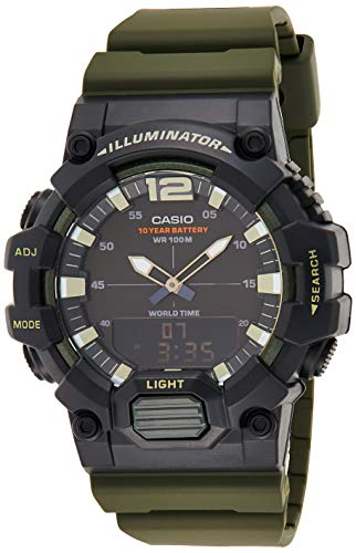 Casio Collection Herren-Armbanduhr HDC-700-3AVEF
