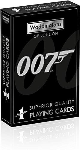 James Bond 007 Waddington's Of London 1 Playing Cards Deck