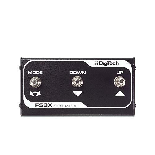 DigiTech FS3X 3-Tasten-Fußschalter