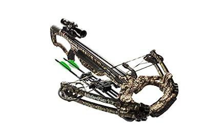 Barnett Whitetail Pro STR Crossbow, 400 Feet Per Second