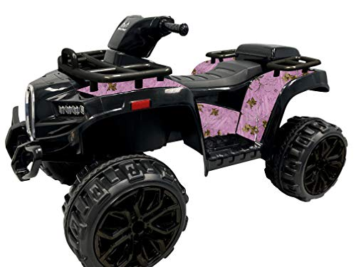Best Ride On Cars Realtree ATV, Pink