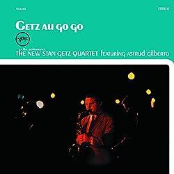 Getz Go/Vinyle Noir Audiophile 180gr/avec Astrud Gilberto