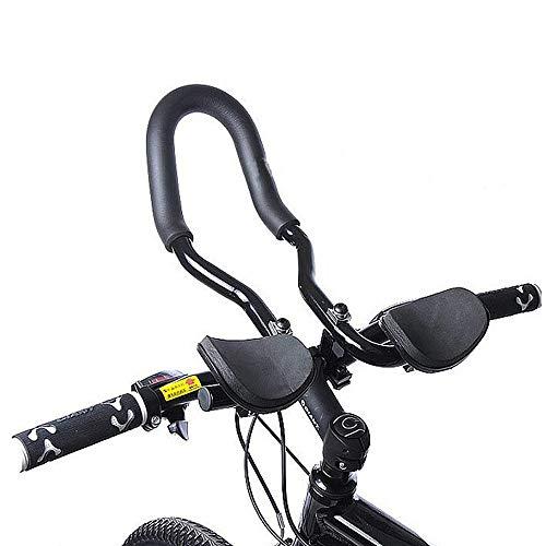 MiaoxinUK Bicycle Rest Handlebar, Bicycle Handlebars, Relaxation Handlebar swith Sponge Cushion TT...