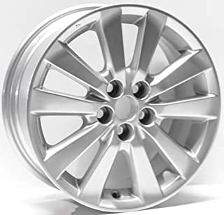 New 16 inch Replacement Alloy Wheel Rim compatible with Toyota Corolla 2009-2010