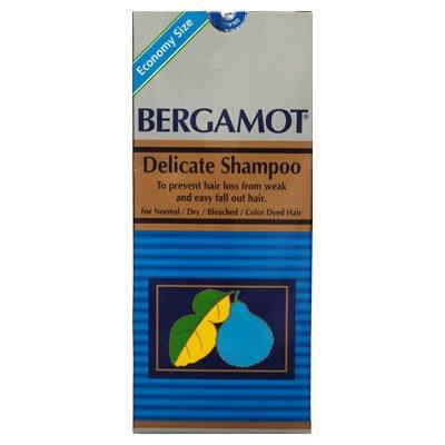 Champú Bergamota Delicado 310ml. Producto Tailandia