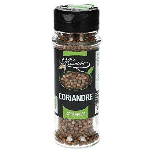 Masalchi Coriandre Entier Bio 25 g