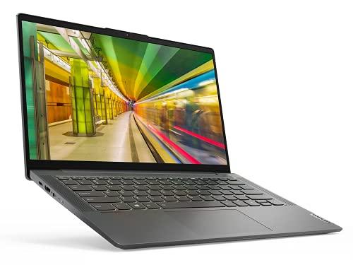 "Lenovo IdeaPad 5 Notebook - Display 14"" FullHD IPS (Processore AMD Ryzen 7 5700U, 512 GB SSD, RAM 8 GB, Windows 10) - Graphite Grey"