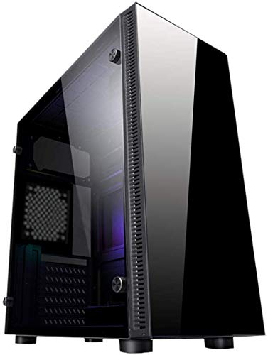ionz COMPUTER PC MID CASE ATX/M ATX GAMING TEMPERED GLASS FRONT AND SIDE OFFER