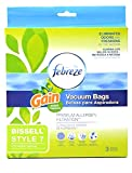 Febreze with Gain Scent Style 7 Vacuum Bags, 17F9G,White