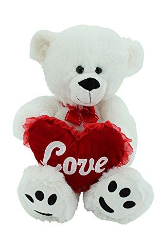 XXL Bär Kuschelweich Teddy Love Valentine Valentinstag