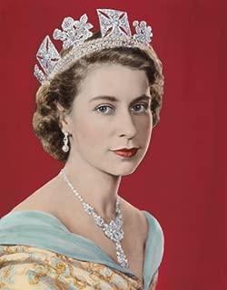 Queen Elizabeth II 14 x 11