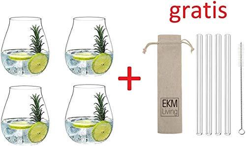 Riedel 5414/67 Gin Tonic - Juego de 4 vasos de ginebra y...