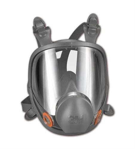 3M 50051138541595 Full Face Piece online SALENEW very popular! shop Series Respirators 6000 Reusa