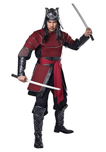 Generique - Disfraz Guerrero Samurai Hombre - L/XL