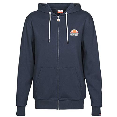 ellesse Daje Sweatshirts Und Fleecejacken Damen Schwarz - UK L - Sweatshirts Sweater