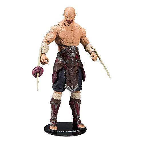 McFarlane Toys Mortal Kombat Baraka Action Figure, Multi