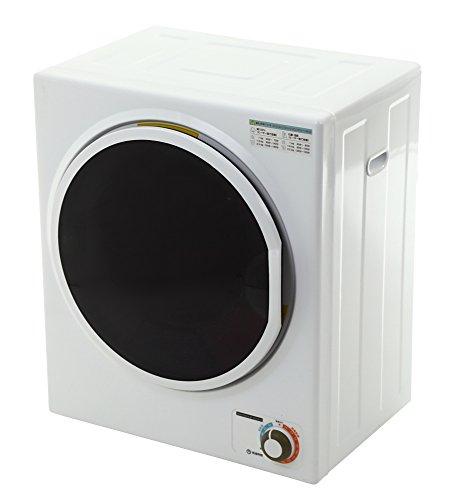 SunRuck サンルック 小型衣類乾燥機 乾燥容量2.5kg 小型乾燥機 ミニ乾燥機 簡易乾燥機 温風 冷風 タイマー 省スペース コンパクト 1人暮らし 2.5kg 一人暮らし 介護 育児 少量 便利 花粉 梅雨 雨季 オフィス ペット 作業着 ちょっとした ふんわり やわらか カビ防止 静音 省エネ SR-ASD025W