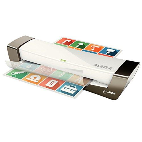 LEITZ iLAM Office A4 - 2 rulli - Argento - 72510084