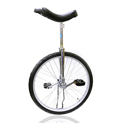 どのスポーツのトレーニングにも一輪車は最適。 バランス感覚・体幹を鍛えられます!MYS ULTIMATE オリジナルモデル【UC-12】クロムメッキ 日本一輪車協会認定 ベルマーク参加商品 一輪車 ユニサイクル キッズ 大人 プレゼント 24インチ スポー