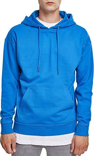 Preisvergleich Produktbild Urban Classics Herren Kapuzenpullover Oversized Sweat Hoodie, Blau (brightblue),  XXL