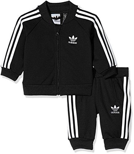 adidas - Fitness-Trainingsanzüge für Jungen in Black, Größe 74