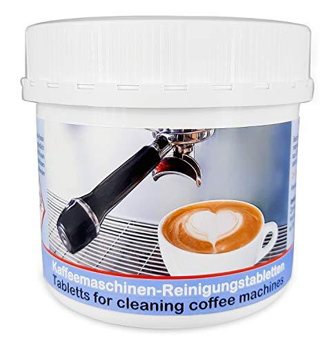200er Pack Reinigungstabletten für Kaffeevollautomaten Espressomaschinen Kaffeemaschine Kompatibel mit sämtlichen Marken