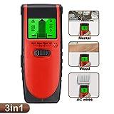 3 in 1 Stud Finder Wall Finder Wood AC Wire Metal Detector Digital