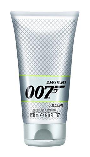 James Bond 007 Cologne Duschgel für Herren, Aromatisch-pflegende Duschlotion, Mit erfrischendem Duft für einen unwiderstehlichen Auftritt, 1er Pack (1 x 150ml)