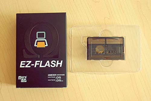 RGRS EZ Flash Omega Micro SD Game Card for NDS NDSL IDSL GBA GBASP EZFLASH