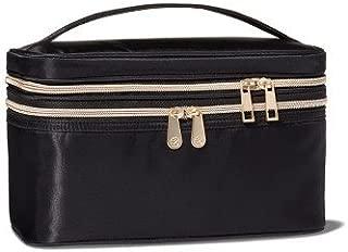 Sonia Kashuk153; Double Zip Train Case Makeup Bag - Black Black