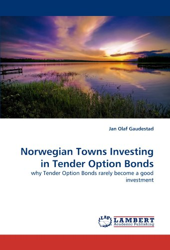 Norwegian Towns Investing in Tender Option Bonds: why Tender Option Bonds rarely become a good investment