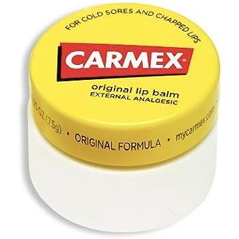 6 Pack) CARMEX Original Lip Balm - Original: Amazon.es: Belleza