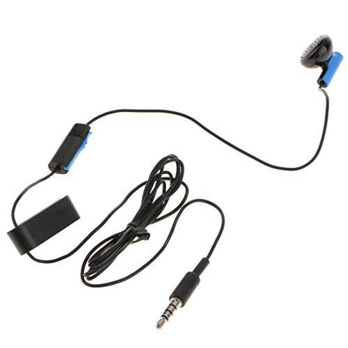 Solo Auriculares Earbud de Mono para Sony Ps4 1.2m / 4ft Accesorios