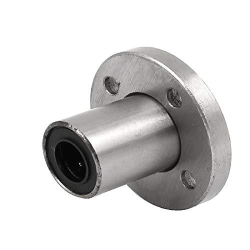 New Lon0167 Soporte del Destacados extremo de la eficacia confiable varilla de la brida del cuello de la de metal del dormitorio del baño para un tubo de 10 mm de diámetro(id:965 9c b1 ce8)