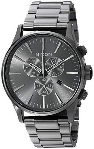 Nixon Men's A386632 Sentry Chrono Watch