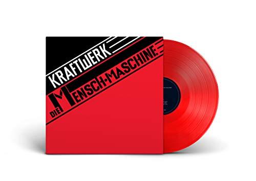Die Mensch-Maschine(German Version)(Colored Vinyl) [Vinyl LP]