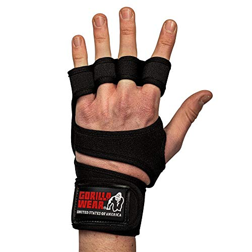GORILLA WEAR Yuma Lifting Workout Gloves, XL