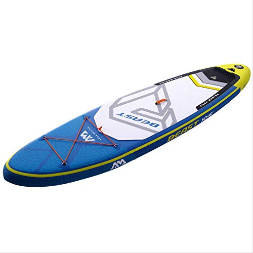 Bds Surfboard 3208115cm Aqua Marina Beast Inflatable Sup Stand Up Paddle Board Surf Kayak Inflatable Boat Leg Leash Set D