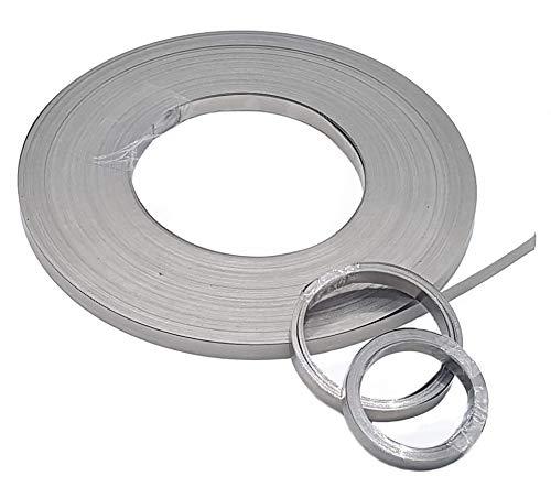Nickelband | Hiluminband | 0.1x6mm | 4 Meter | 99,9% | zum 18650 Punktschweißen