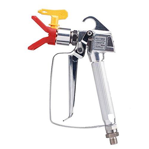 3600psi Hochdruckpistole Airless Drucksprühgerät mit 517 Tip Pivot Dichtung