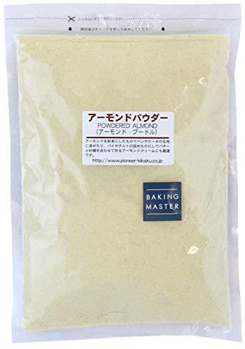 [Amazon限定ブランド] BAKING MASTER アーモンドパウダー 500g