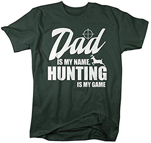 Partner & Anzu This-Funny-Hunting-t-Shirt-is-Perfect-for-Dad!-Great-for-Father's-Day-Birthdays-and-Christmas-It-rea Black